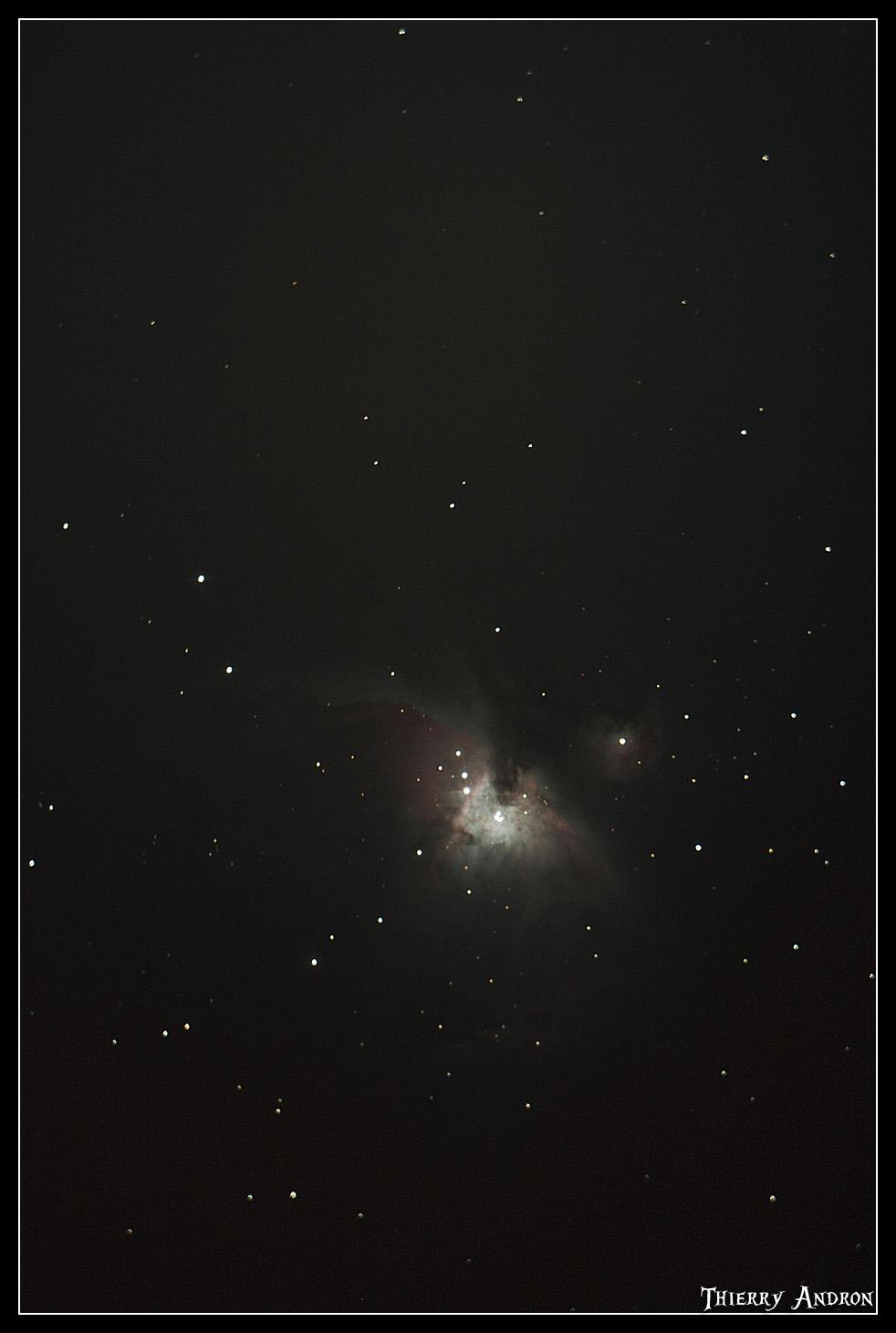 Nebuleuse Orion 05_04_2015
